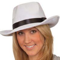 Fedora velour hat