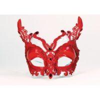 Lace Devil Eyemask