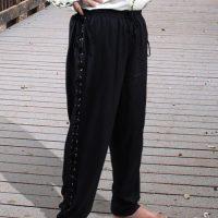 Pirate/Renaissance Lace Up Pants