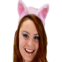 Pinkie Pie Headband with ears
