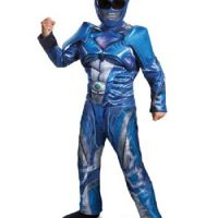 Blue Power Ranger (Child)