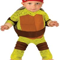 Mutant Ninja Turtle- Raphael (Toddler Child)