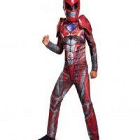 Red Power Ranger (Child)