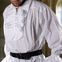 Captain Quincey Shirt (Rental)