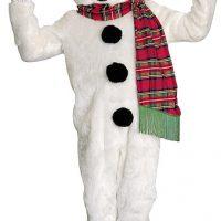 Snowman Mascot (Rental)