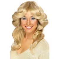 70's Flick Wig