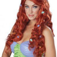 Aquatic Fantasy Wig