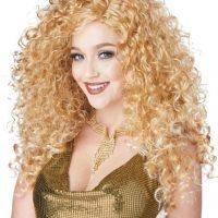 Disco Diva Do Wig