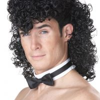 Girls Night Out Mullet Wig