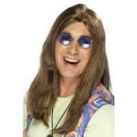 Hippie Male Wig