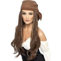 Pirate Female Wig