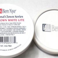 Clown White Lite (Ben Nye)