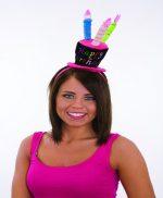 Birthday Hat on a Headband