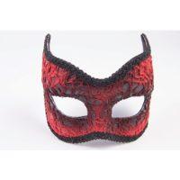 Devil Lace Masquerade Mask