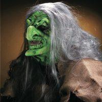 Swamp Hag Mask Prosthetic