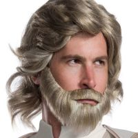 Luke Skywalker Wig