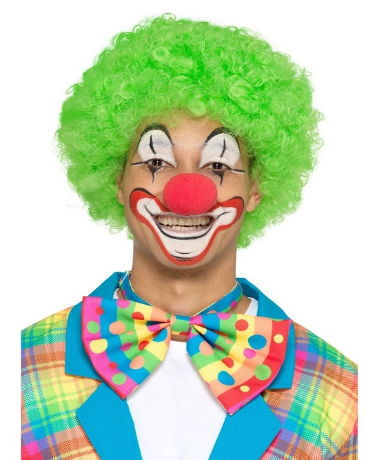 bow tie,clown bow tie,colorful bowtie,kostumeroom,kostume room,costumeroom,costume room,smiffys