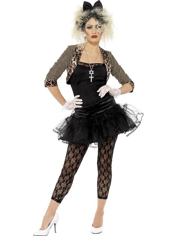 80's female costume