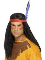 Native American Men's Wig