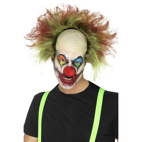 clown wig,sinister clown wig,kostumeroom,kostume room,costumeroom,costume room,smiffys