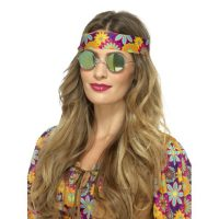Hippie Mirrored Glasses