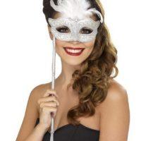 Baroque Fantasy Masquerade Mask