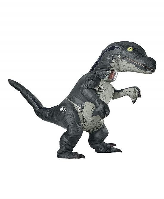 dinosaur,inflatable dinosaur,inflatable velociraptor,kostumeroom,kostume room,costumeroom,costume room,rubies,Jurassic park