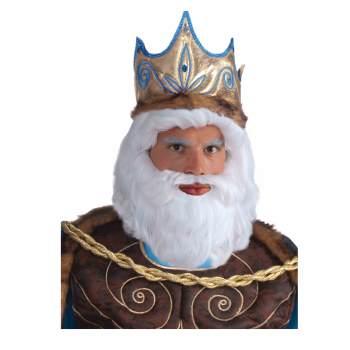 Neptune Wig and Beard Set