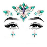 Aria Face Jewels