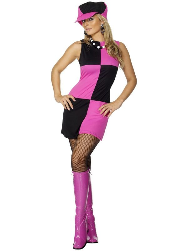 60's swingin dress,60's dress,kostume room,kostumeroom,costume room,costumeroom,smiffys