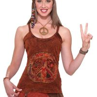 70's Peace Sign Shirt