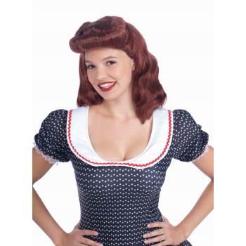 40's lady wig,kostumeroom,kostume room,costumeroom,costume room,forum