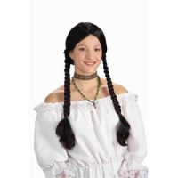 Braided Brown Wig