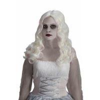Spirited White Wig