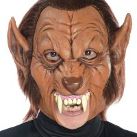 Werewolf 3/4 Latex Mask
