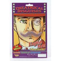 Englishman Mustache