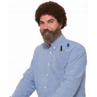 80'S Man Wig, Beard & Mustache