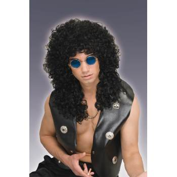 wild curl wig,curly mens wig,80's rocker wig,kostumeroom,kostume room,costumeroom,costume room,forum novelties