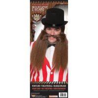 Carnival Beard & Mustache