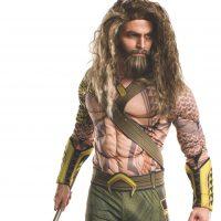 Aquaman Wig
