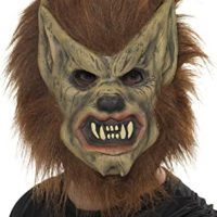 Werewolf Foam Latex Mask