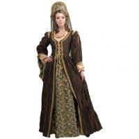 Anne Boleyn Dress (Rental)